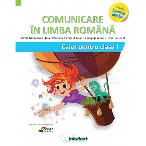 CLR - Clasa I - potrivit cu oricare dintre manualele folosite la clasă în anul școlar 2019-2020