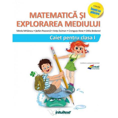 MEM - Clasa I - potrivit cu oricare dintre manualele folosite la clasă în anul școlar 2019-2020