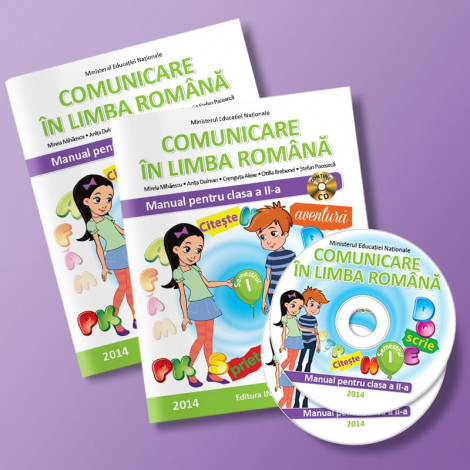 Comunicare în limba română - Manual pentru clasa  II-a