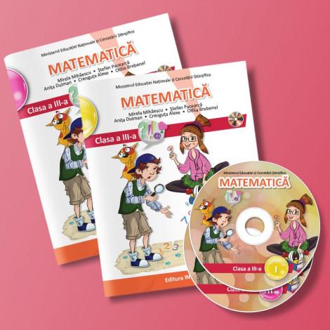Matematică - Manual pentru clasa a III-a