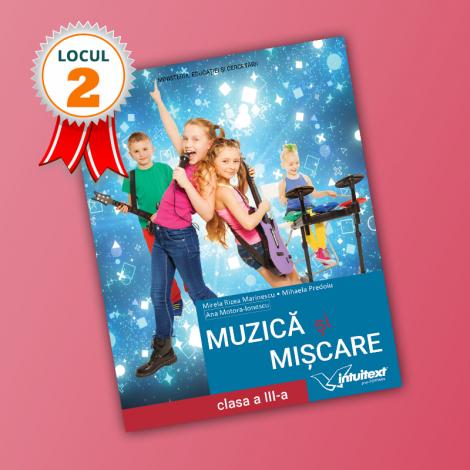 Muzică și mișcare - Manual pentru clasa a III‑a 2021