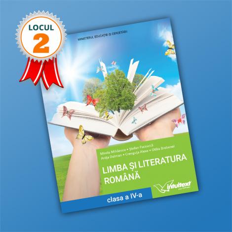 Limba și literatura română - Manual pentru clasa a IV‑a 2021
