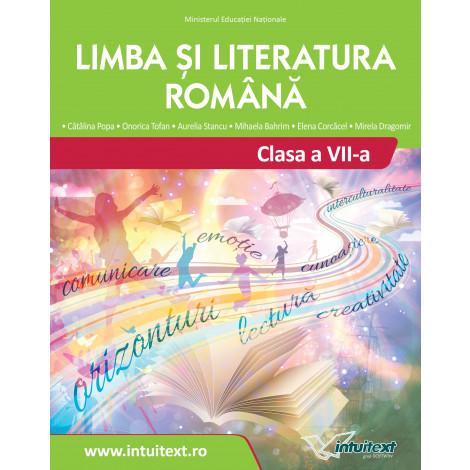 Limba și literatura română - Manual pentru clasa a VII-a