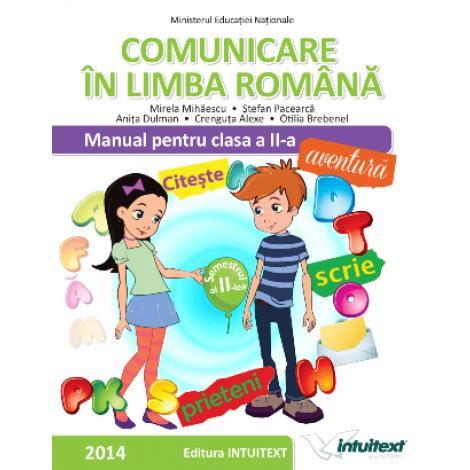 Comunicare în limba română - Manual pentru clasa aII-a, semestrulII