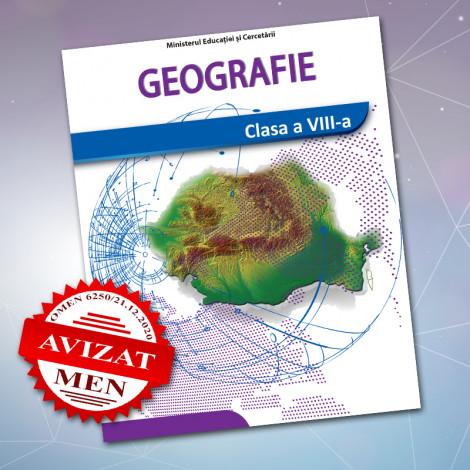 Geografia Romaniei clasa a VIII-a