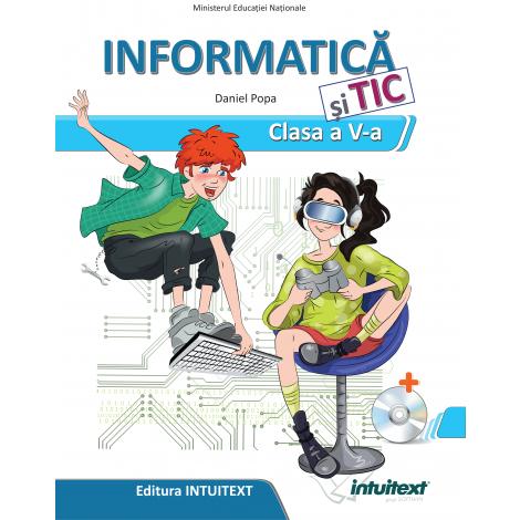 Informatică și TIC - Manual pentru clasa a V‑a