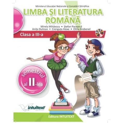 Limba și literatura română - Manual pentru clasa a III‑a, Semestrul II