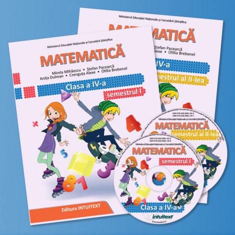 Matematică - Manual pentru clasa a IV‑a