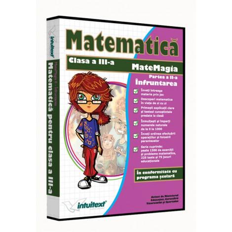 Matematică clasa a III-a Vol.II MateMagia - Înfruntarea