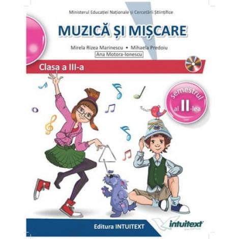Muzică și mișcare - Manual pentru clasa a III‑a, Semestrul II