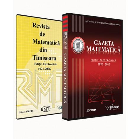 Pachet Excelenţă Matematică