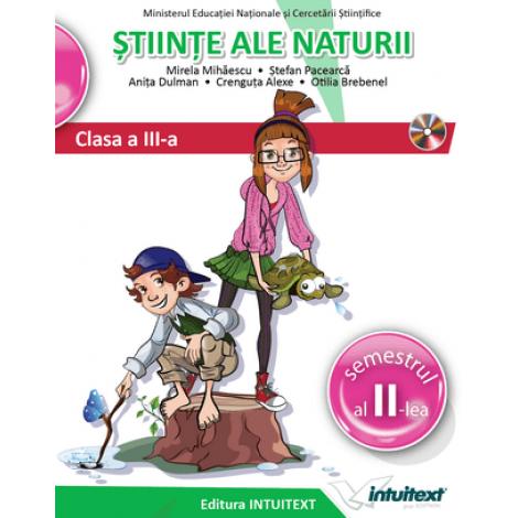 Științe ale naturii - Manual pentru clasa a III-a, Semestrul II