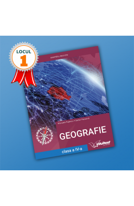 Geografie - Manual pentru clasa a IV-a 2021