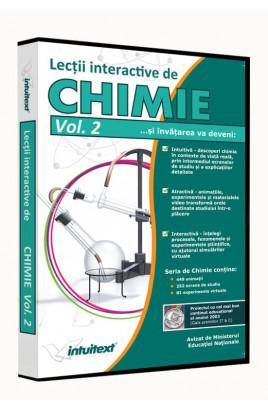 Chimie liceu Vol. II - Lecţii interactive de chimie
