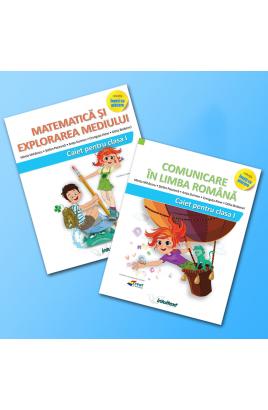Set clasa I - CLR și MEM - potrivit cu manualele folosite la clasă în anul școlar 2019-2020