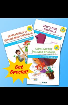 Set clasa I - CLR MEM DP- potrivit cu manualele folosite la clasă în anul școlar 2019-2020