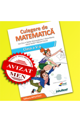 Matematică - Culegere pentru clasa a V‑a