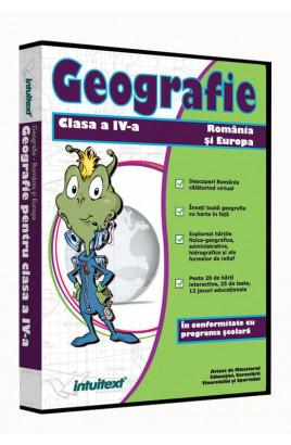 Geografie clasa a IV-a - Geografie clasa a IV-a - România şi Europa
