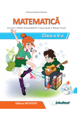 Matematică - Manual pentru clasa a V‑a