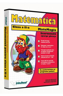 Matematică clasa a II-a, Vol. I MateMagia - Scormonilă sparge gheaţa