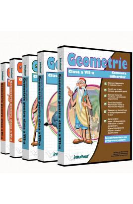 Pachet Geometrie Gimnaziu