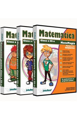 Pachet Matematică clasa a III-a