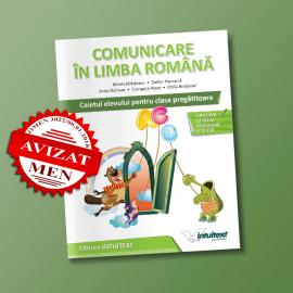 Comunicare în limba română - Caietul elevului pentru clasa pregătitoare