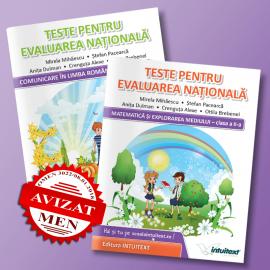 Teste pentru evaluarea naţională clasa a II-a