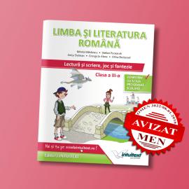 Lectură și scriere, joc și fantezie - Limba și literatura română clasa a III-a