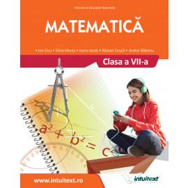 Matematică - Manual pentru clasa a VII-a