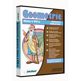 Matematică clasa a VII-a Vol.IV - Comoara tâlharilor - Geometrie: între joc şi nota 10