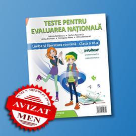 Teste de matematica si limba romana pentru Evaluarea Nationala de clasa a 4-a | Editura Intuitext