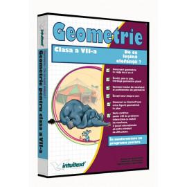 Matematică clasa a VII-a Vol.V - De ce leşină elefanţii? - Geometrie: între joc şi nota 10