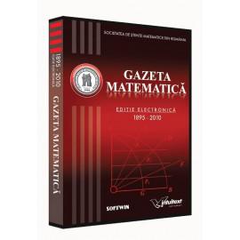 Gazeta Matematică - Ediţie Electronică