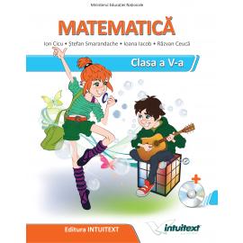 Matematică - Manual pentru clasa a V‑a NOU