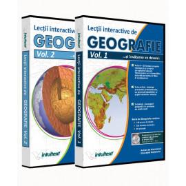 Pachet Geografie Liceu
