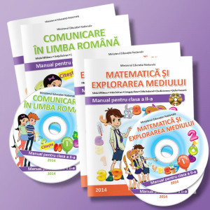 Set Manuale Clasa a II-a