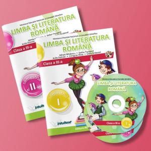 Limba și literatura română - Manual pentru clasa a III-a