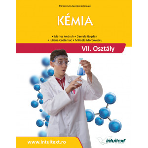 Chimie - Manual pentru clasa a VII-a in limba maghiara PRECOMANDA