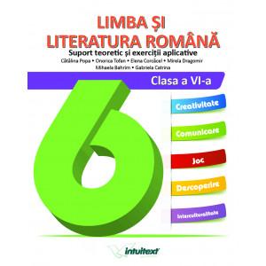Limba și literatura română. Suport teoretic și exerciții aplicative