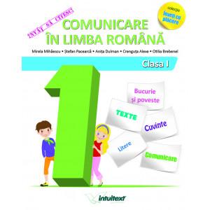 Învăț să citesc!  Comunicare în limba romănă