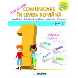 Învăț să scriu! Comunicare în limba romănă