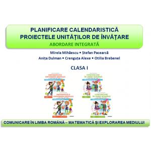 Planificare şi proiectare clasa I