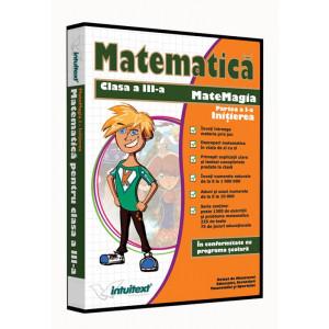 Matematică clasa a III-a Vol.I MateMagia - Iniţierea