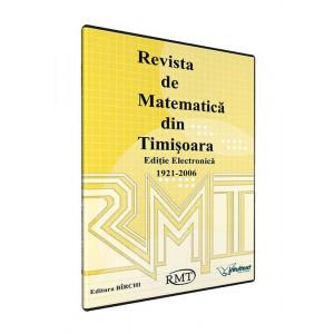 Revista Matematica Timişoara - Ediţie Electronică